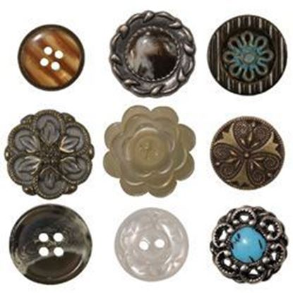 Picture of Accoutrements Buttons