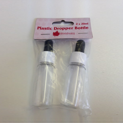 Picture of Plastic Dropper Bottles