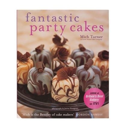 Picture of Mich Turner Book Fantastic Party Cakes