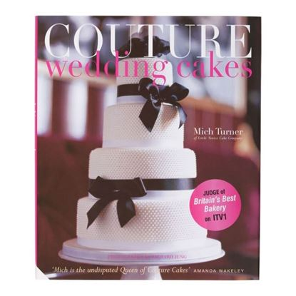 Picture of Mich Turner Book Couture Wedding Cakes