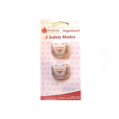 Picture of FingerGuard Straight Safety Blades