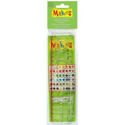 Picture of Clay Mixing Ruler