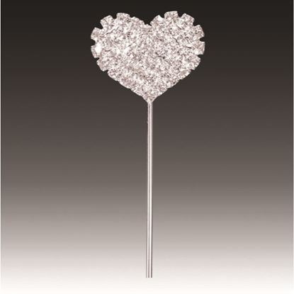 Picture of Diamante Pick Solid Heart