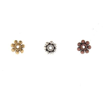 Picture of Spacers Tiny Daisy Wheel