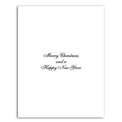 Picture of Merry Christmas Inserts A6