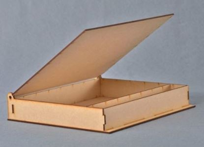 Picture of MDF Notelet Box