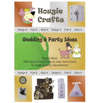 Picture of Hougie Board Project Book Weddings & Partys