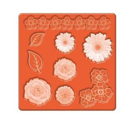 Picture of Mod Podge Mold Flowers