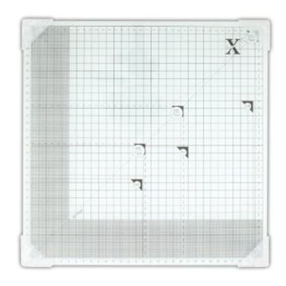 "Picture of Glass Cutting Mat Xcut 13"" x 13"""