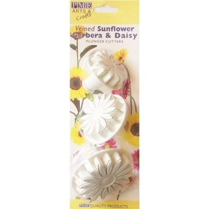 Picture of PME Veined Sunflower/Gerbera/Daisy Plunger