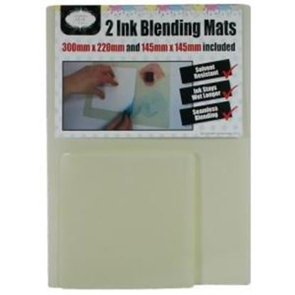 Picture of Stamps Away Ink Blending Mats Set 2
