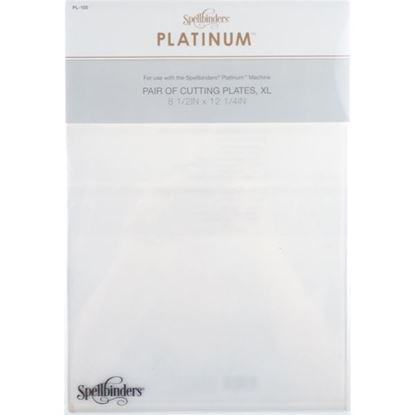 Picture of Spellbinders Platinum XL Cutting Plates
