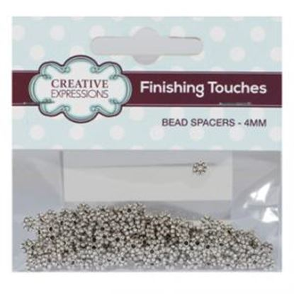 Picture of Finishing Touches Bead Spacers 4mm