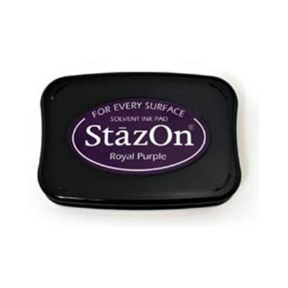 Picture of Stazon Solvent Based Ink Pads