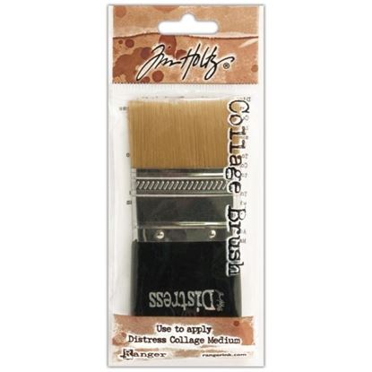 "Picture of Tim Holtz Distress Collage Brush 4.25"" x 1.75"""