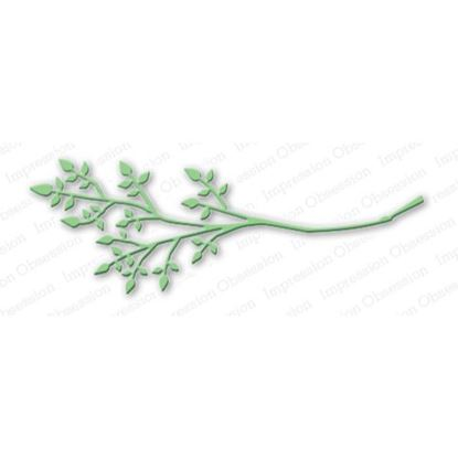 Picture of Impression Obsession Die Leafy Branch