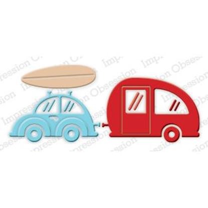 Picture of Impression Obsession Die Car & Camper
