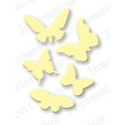 Picture of Impression Obsession Die Butterfly Set