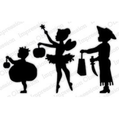 Picture of Impression Obsession Die Set Trick or Treaters