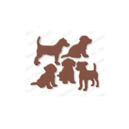 Picture of Impression Obsession Die Puppy Set