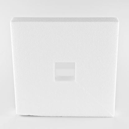 Picture of Styrofoam Square 32.5cm x 32.5cm x 5cm
