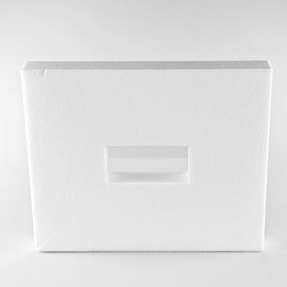 Picture of Styrofoam Rectangle  32.5cm x 39.5cm x 5cm