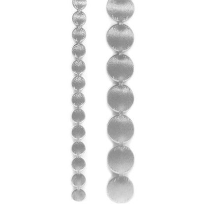 Picture of Perla XS Cut Out Dot Silver Grey 6mm