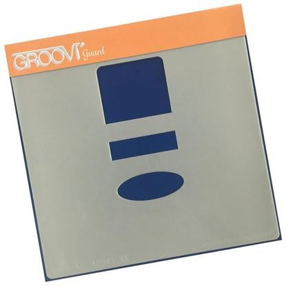 "Picture of Groovi Guard 7"" x 7"""