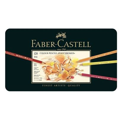 Picture of Faber Castell Polychromos Artist Pencils 120