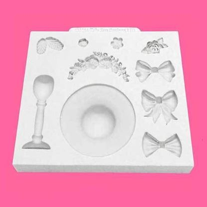 Picture of Katy Sue Embellishment Moulds - Design a Hat