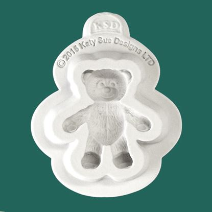 Picture of Katy Sue Designs Figure Mould - Teddy Bear