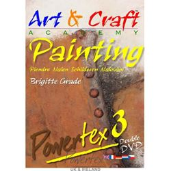 Picture of Introduction to Painting with Powertex DVD