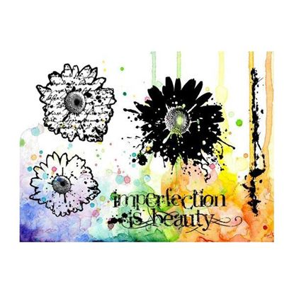 Visible Image Stamp - Imperfection of Beauty