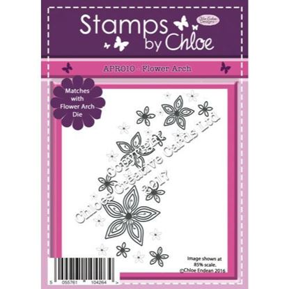 Stamps by Chloe - Flower Arch