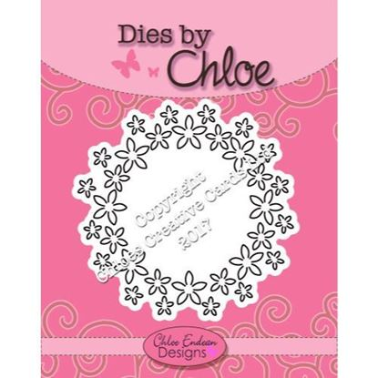 Dies By Chloe - Flower Circle