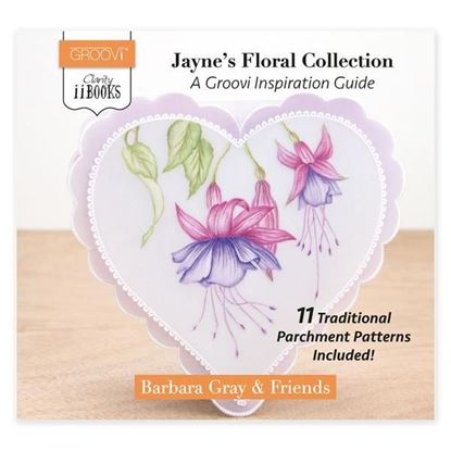 Clarity ii Book - Jayne's Groovi Floral Collection