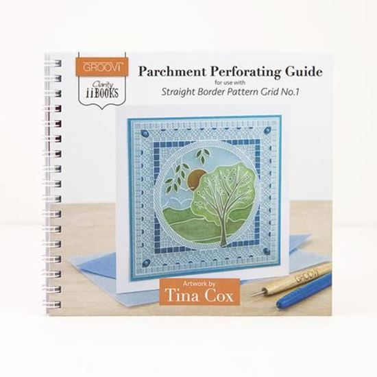 Clarity II Book Parchment Perforating Guide