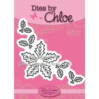 Dies By Chloe - Holly Flower Corner