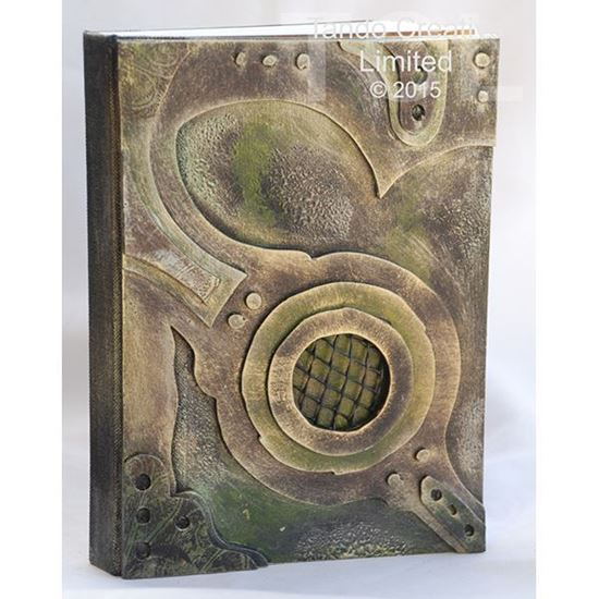 Book Cover Kit - Mechanical