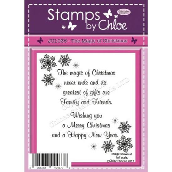 Stamps by Chloe - The Magic of Christmas