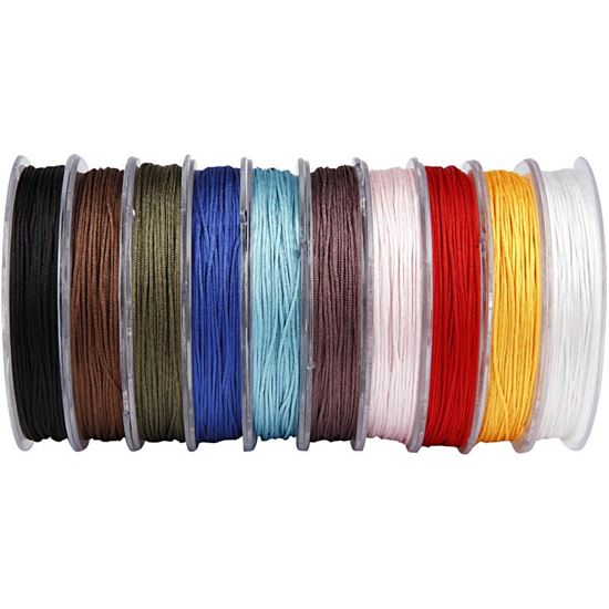 Picture of POLYESTER CORD 1MM PER METRE
