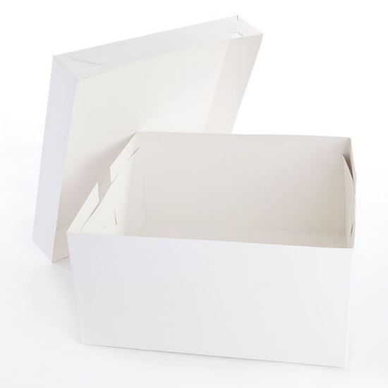 Picture of Cake Box With Lid