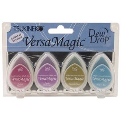 Picture of Versamagic Chalk Dew Drop Pad Sets