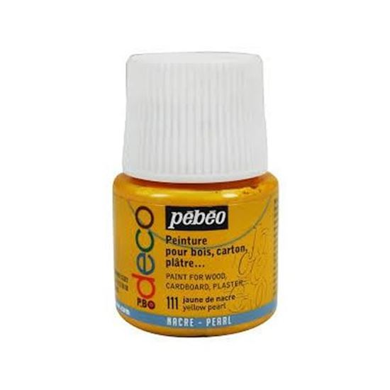 Picture of Pebeo Deco Pearl 45ml