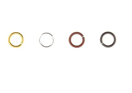 Picture of Jump Rings Round 7mm Pack 120