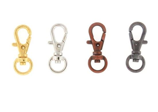 Picture of Bag Charm Hooks 31mm x 13mm