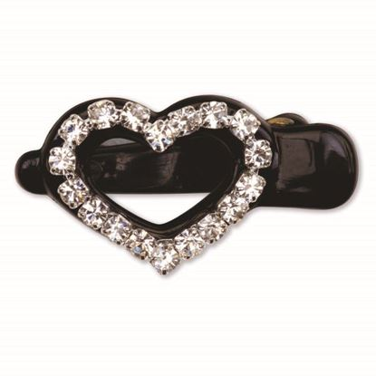 Picture of Diamante Heart on Clip
