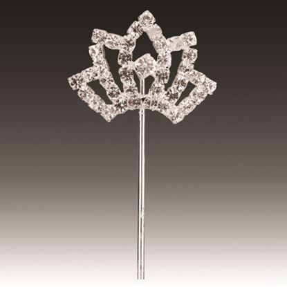 Picture of Diamante Pick Tiara