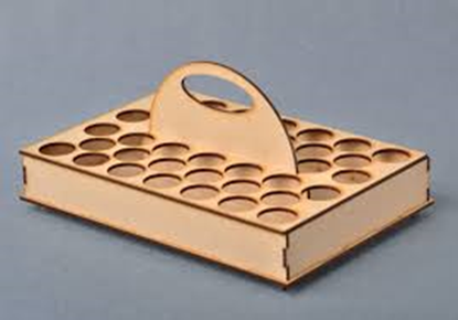 Picture of MDF Ink Bottle Holder Kit 40