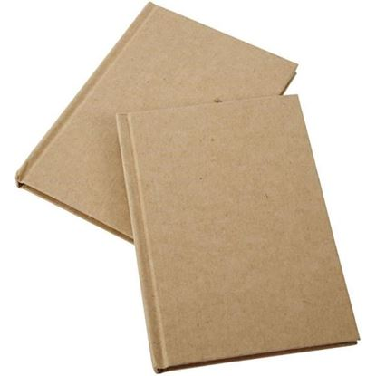 Picture of Paper Mache Covered Notebook A6